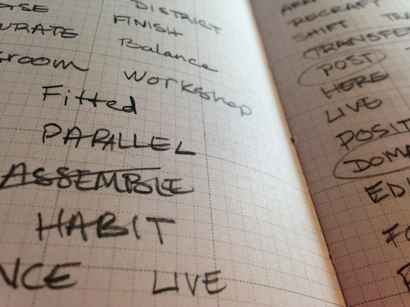 Keeping a Fitness Journal