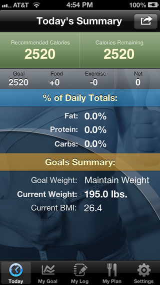 be-fit-to-go-app-fitness-trainer-ron-aigle-goal-summary